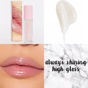 Kylie Cosmetics High Gloss in Always Shining